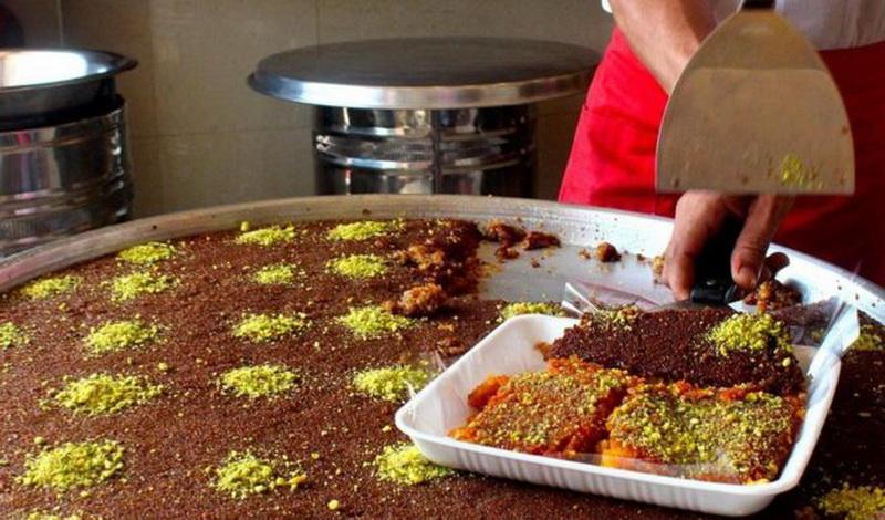 Lezatnya Kunafa Gaza Hidangan Sejak Zaman Khalifah Ali Bin Abi Thalib Okezone Lifestyle