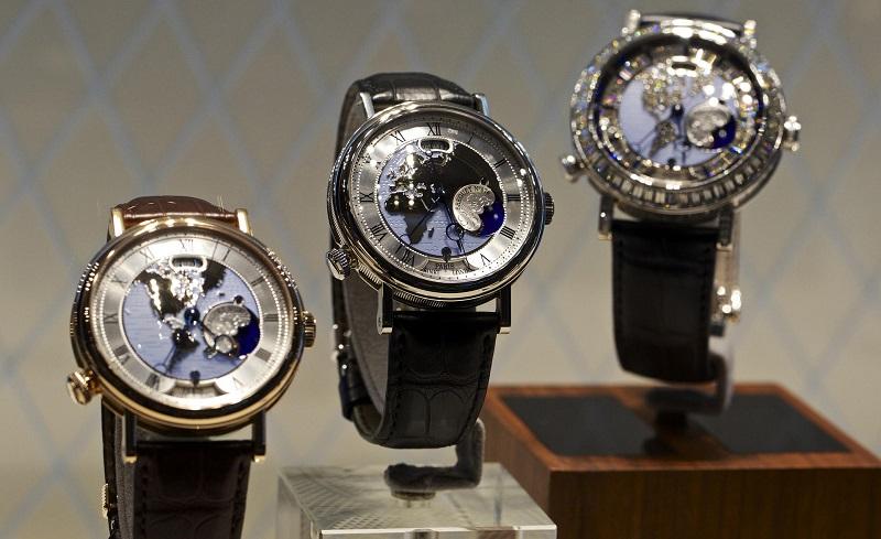 Bisnis Barang Mewah Richemont, Arloji Swiss dengan Nilai Fantastis :  Okezone Economy