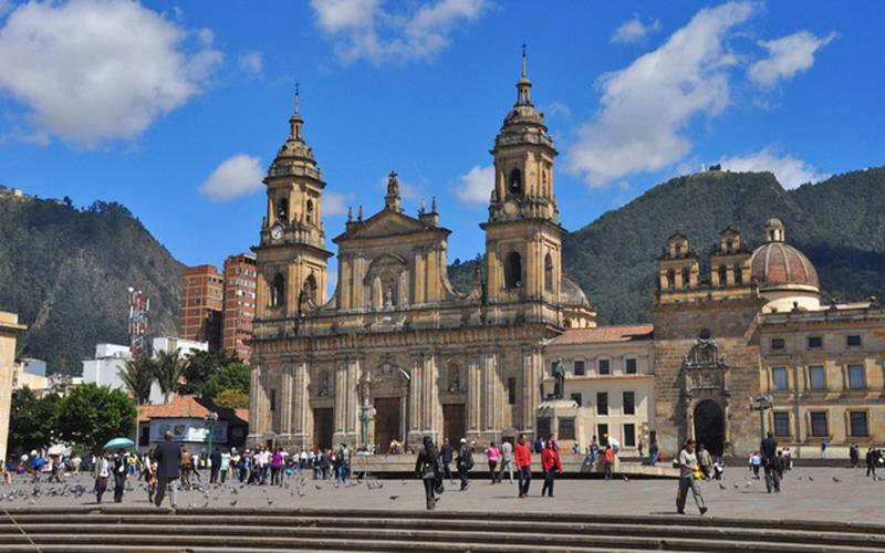 City Center Cali Colombia