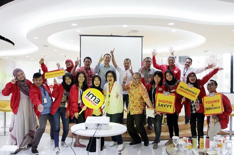 Melalui Ide Kreatif Generasi Muda di Luar Pulau Jawa, Kerja Seru IM3 Ooredoo Goes to Campus Jembatani Kesenjangan Digital