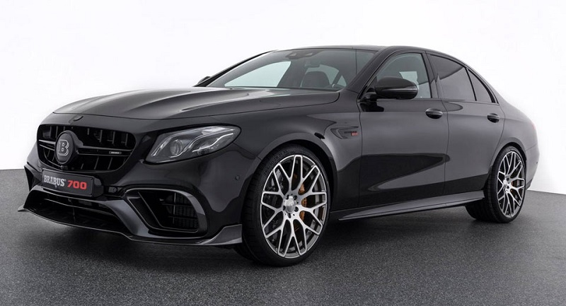 Mercedes-AMG E53 S (Carscoops)