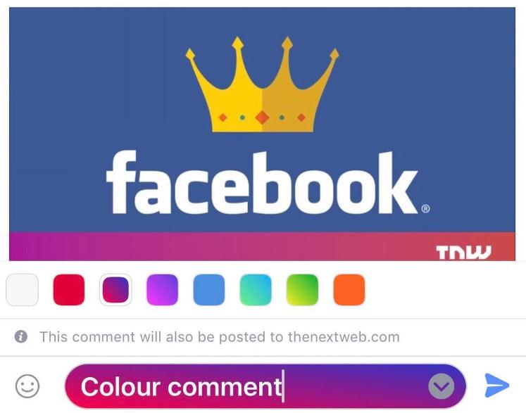 Fitur Baru Facebook Lebih Berwarna, Apa Saja?