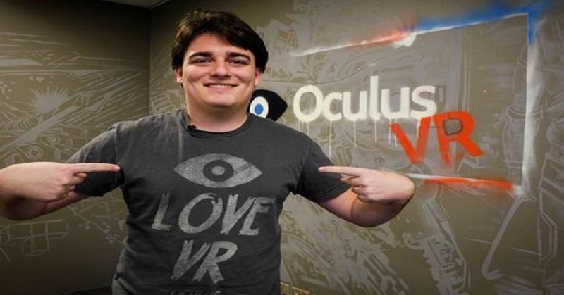 OKEZONE STORY: Kisah Palmer Luckey, Pendiri Oculus VR yang Jadi Miliarder di Usia 22 Tahun