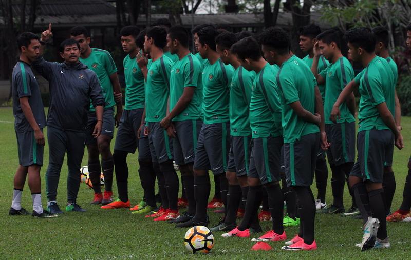 Susunan Pemain Timnas Indonesia U19 vs Vietnam U19, Indra Sjafri Lakukan 3 Perubahan : Okezone