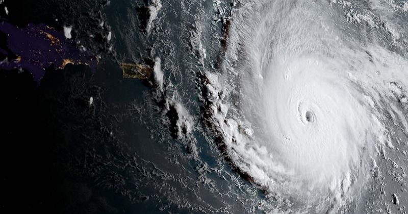 Ngerii.. Selain Irma, Nih 6 Badai Terdahsyat yang Pernah Terjadi di Atlantik