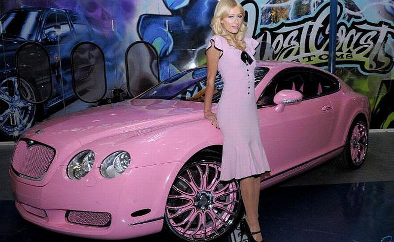 Daftar mobil selebriti dunia (Trendingtopmost)