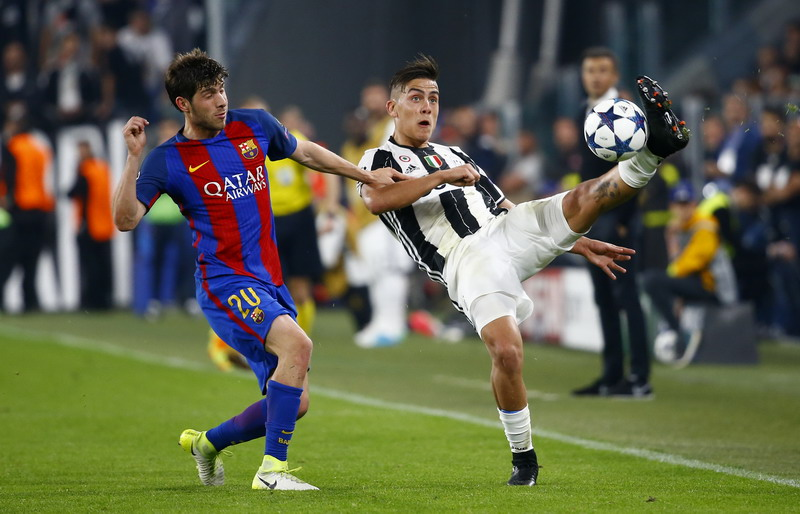 Jadwal Barcelona Vs Juventus Laga Penguasa Grup D Liga Champions 2017 2018 Okezone Bola