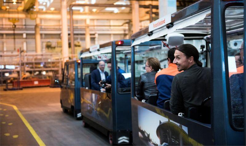 Zlatan Ibrahimovic (Volvo)