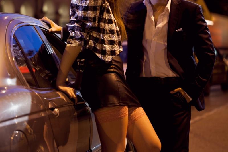 Ilustrasi perempuan pekerja seks komersial (Foto: Dok. Okezone)