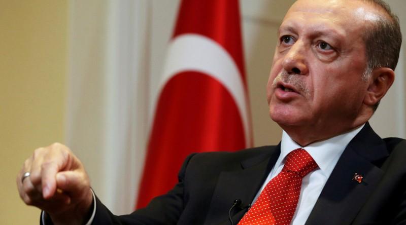 Presiden Turki Recep Tayyip Erdogan (Foto: Brendan McDermid/Reuters)
