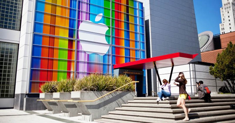 Waduh! Saham Apple Turun Setelah Pengumuman iPhone 8 dan iPhone X