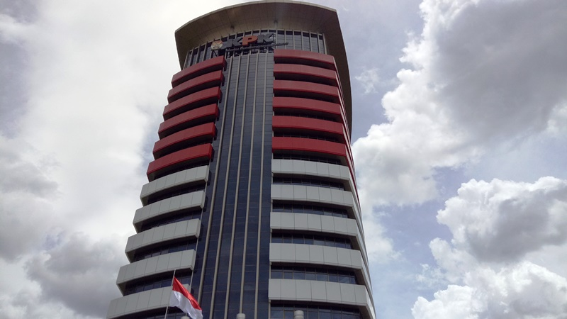 Gedung KPK (Foto: Okezone)