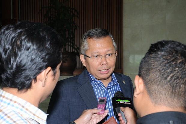 Anggota Komisi III DPR Arsul Sani (Foto: Okezone)