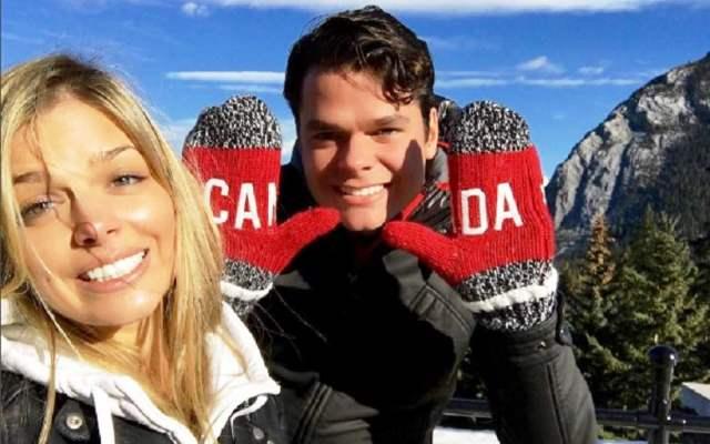 Danielle Knudson, Wanita Seksi yang Jadi Rebutan Milos Raonic dan Justin Bieber