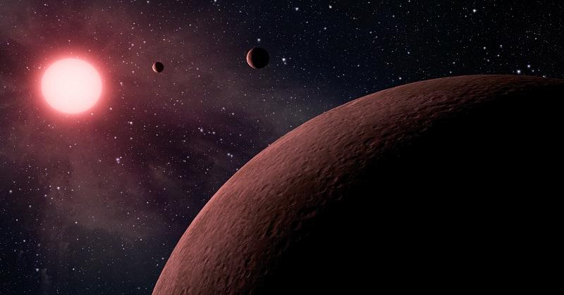 Luar Biasa! NASA Temukan 3 Exoplanet Baru, Diduga Dihuni Alien?