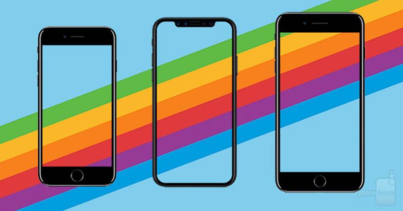 Akhirnya! iPhone 8 dan iPhone X Terungkap Jadi Pesaing Galaxy S8