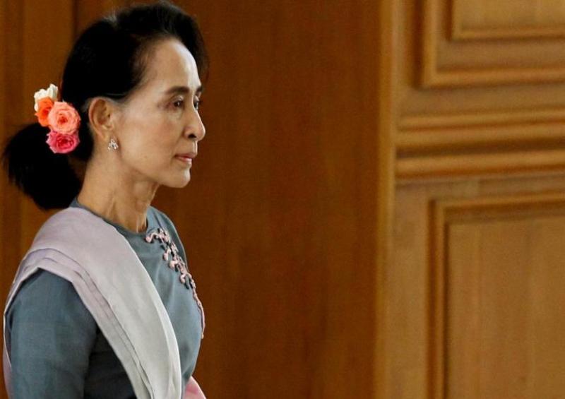 Pemimpin Myanmar Aung San Suu Kyi dinilai memiliki tanggung jawab moral untuk membela etnis Rohingya. (Foto: Reuters)