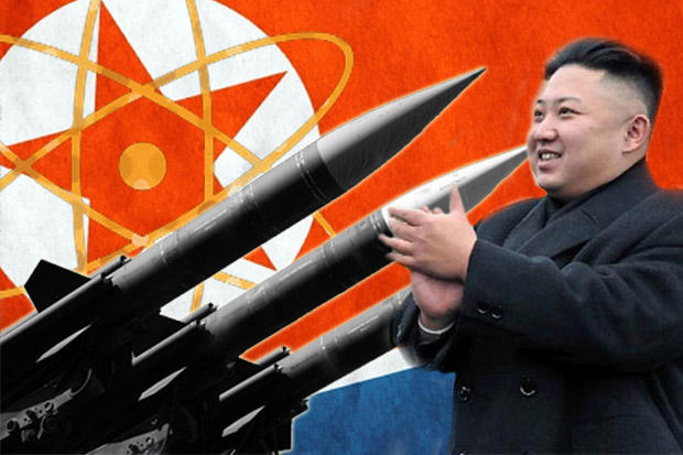 Ambisi nuklir Korea Utara. (Foto: Ist/Sindonews)