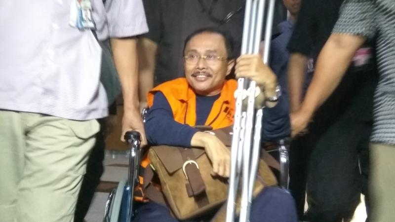 Bupati Batubara OK Arya. Foto Okezone/Arie Dwi Satrio