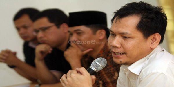 Politisi Partai Golkar Indra J Piliang (Foto: Okezone)