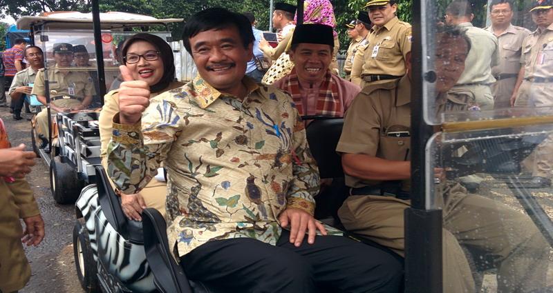 Gubernur DKI Jakarta Djarot (foto: Okezone)