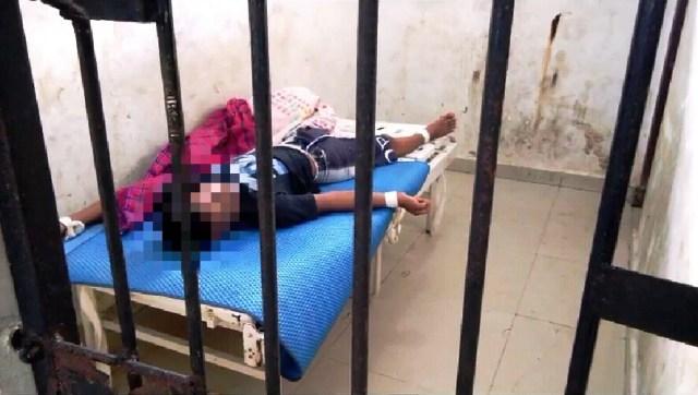 Salah satu korban Pil PCC di Kendari (foto: Asdar/Inews TV)