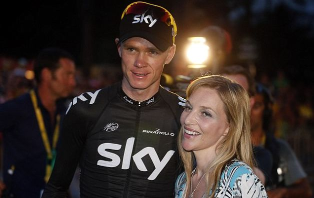 Tampil Sederhana, Cound Terpikat pada Sosok Froome yang Menjuarai Tour de France