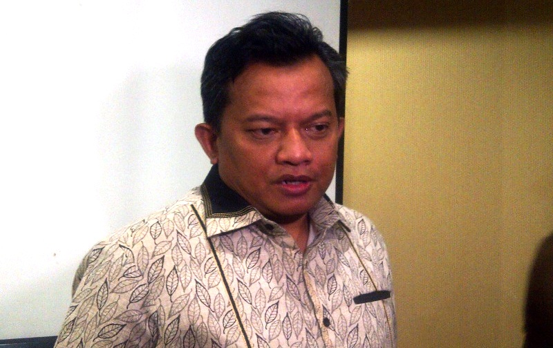 Ketua DPD Partai Gerindra Jawa Barat, Mulyadi (Okezone)