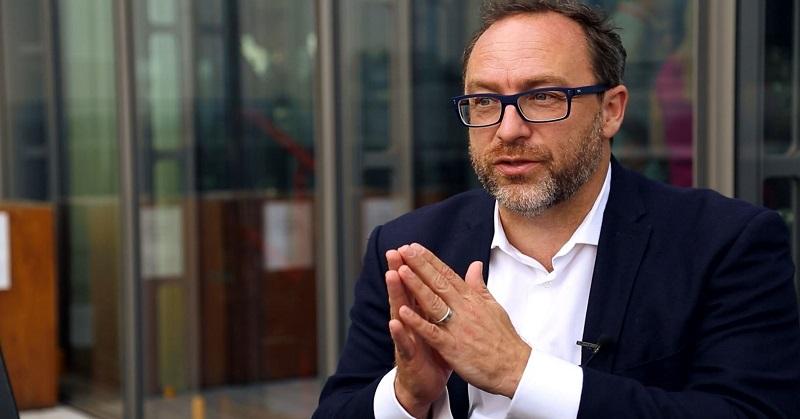 OKEZONE STORY: Kisah Jimmy Wales sang Pendiri Wikipedia yang Doyan Jelajah Internet