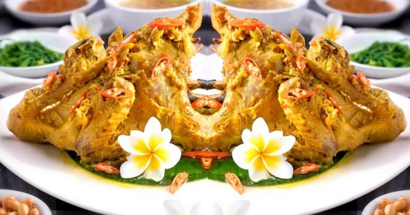 Terungkap Rahasia Dibalik Cita Rasa Pedas Ayam Betutu Khas Bali