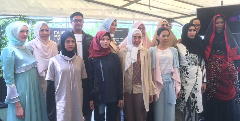 Keren! 10 Desainer Muslim Indonesia Bakal Beraksi di Istanbul dan Dubai Modest Fashion Week