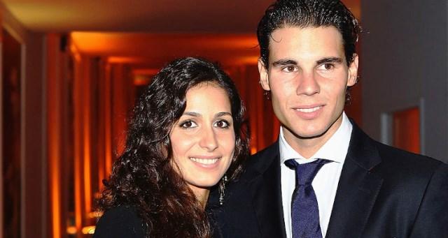 SPORTAINMENT: 5 Fakta Seputar Pacar Rafael Nadal, Nomor 3 Awal Mula dari Semuanya