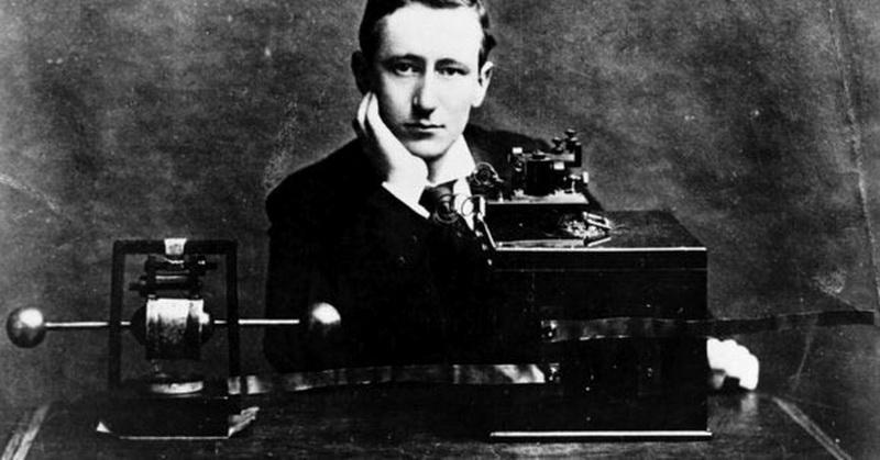 2 Juni dalam Sejarah: Marconi Ajukan Paten untuk Perangkat Nirkabelnya