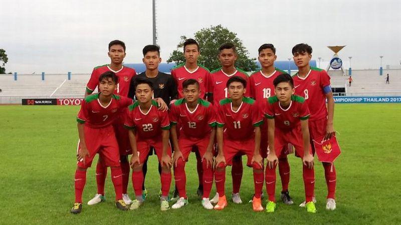 Timnas Indonesia U16 Lolos ke Piala Asia U16 2018, Rendy Juliansyah: Tim Ini Bisa Lebih Baik