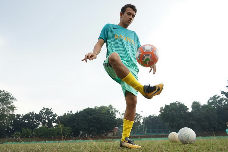 Foto sepakbola timnas indonesia 84