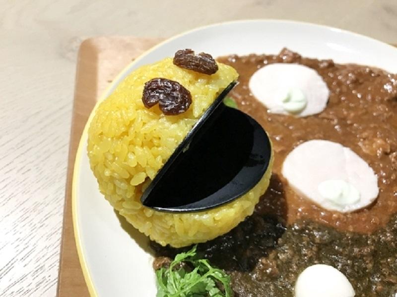 https: img.okezone.com content 2017 09 28 298 1784761 gemas-restoran-ini-hadirkan-nasi-kari-berbentuk-pac-man-bagaimana-ya-rasanya-SFb6Kw27Cf.jpg