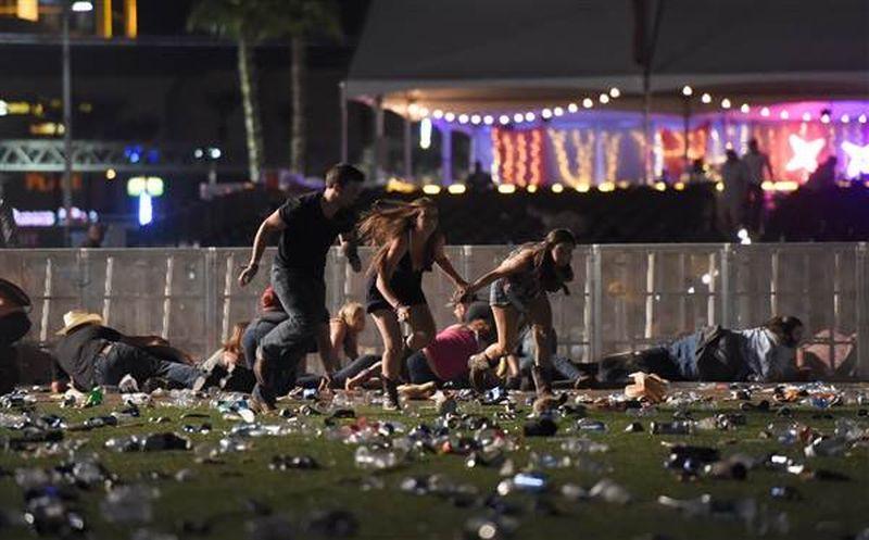 Penembakan Di Las Vegas