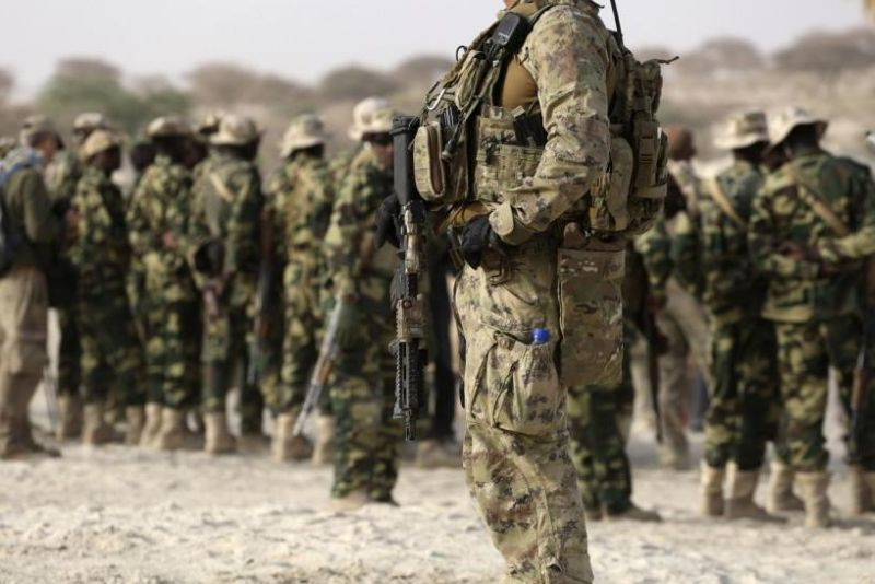 Tentara Amerika Serikat. (Foto: Reuters)