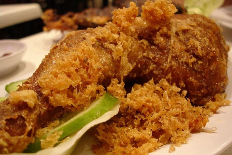 Yuk Buat Kriuk Renyah Ayam Goreng Tulang Lunak Untuk Menu Makan