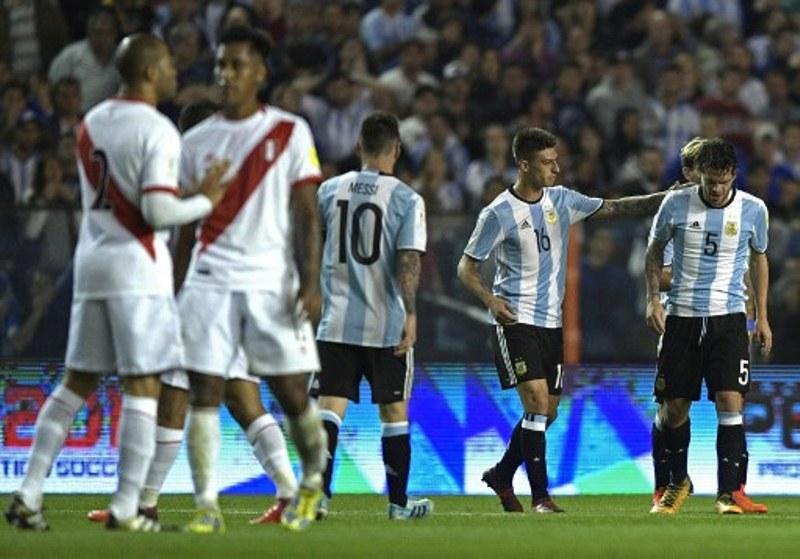 Klasemen Kualifikasi Piala Dunia 2018 Zona Conmebol Argentina Kian Terjepit Okezone Bola