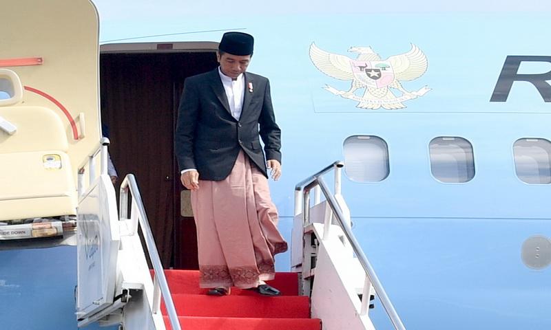 Banyak Santri di Madura Berprestasi, Jokowi Apresiasi dengan Beasiswa Pendidikan