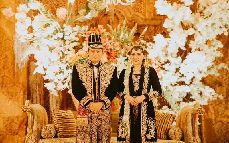 Jawa Kuno Konsep Dekorasi Pernikahan Kahiyang Ayu Bobby
