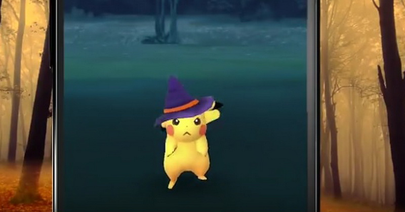 Unik Pikachu Pokemon Go Pakai Kostum Lucu Mulai 20 Oktober