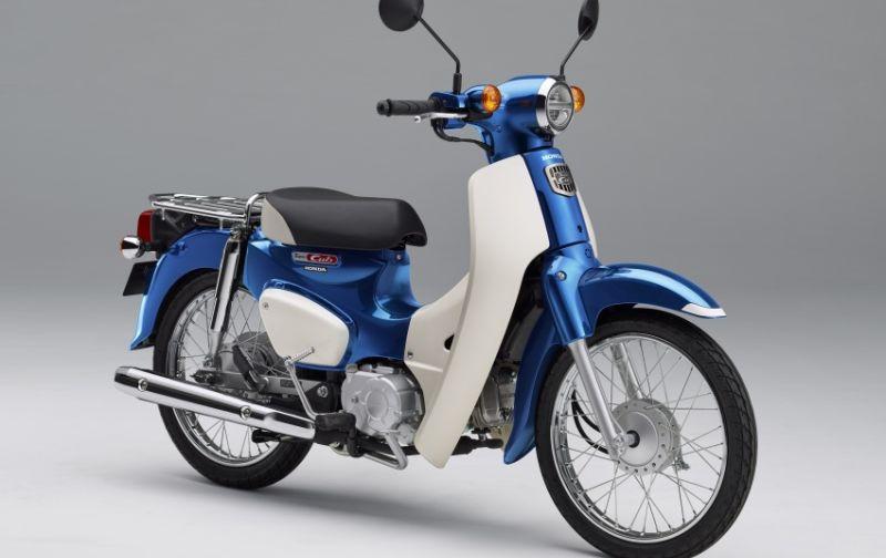 Wow Motor Klasik Asal Jepang Ini Diproduksi Kembali Okezone Otomotif