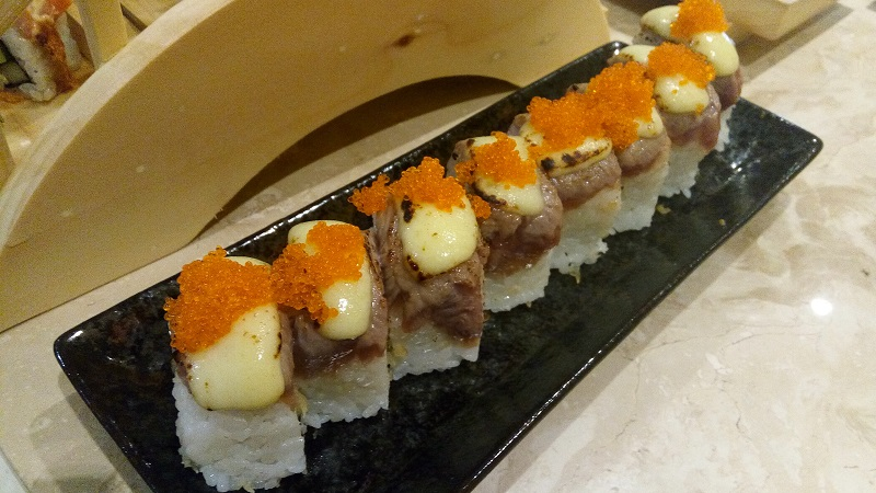 Chef Muto Kungfu Chef Gtv Semarakkan Kuliner Sushi Di Sentul
