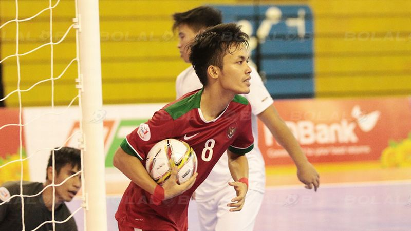 Jadwal Live Streaming Timnas Indonesia vs Brunei di AFF Futsal Championship 2017, Saksikan di