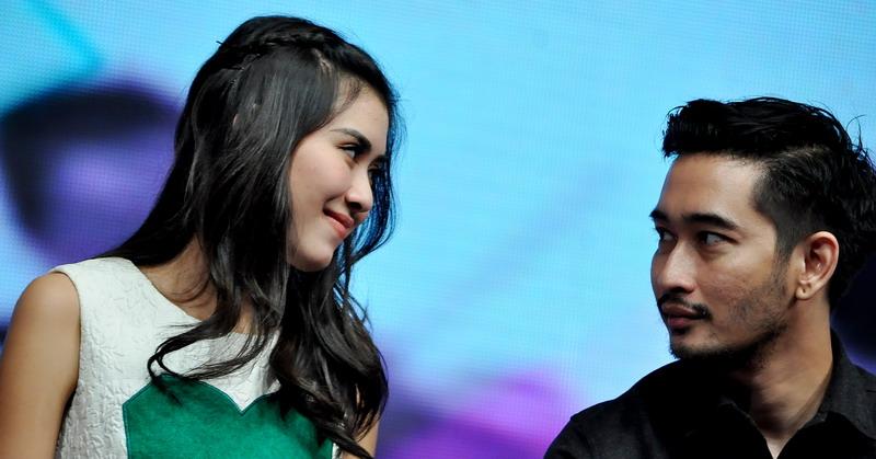 Serba Biru Siap Hiasi Pesta Tunangan Syahnaz Sadiqah Dan Jeje Okezone Celebrity