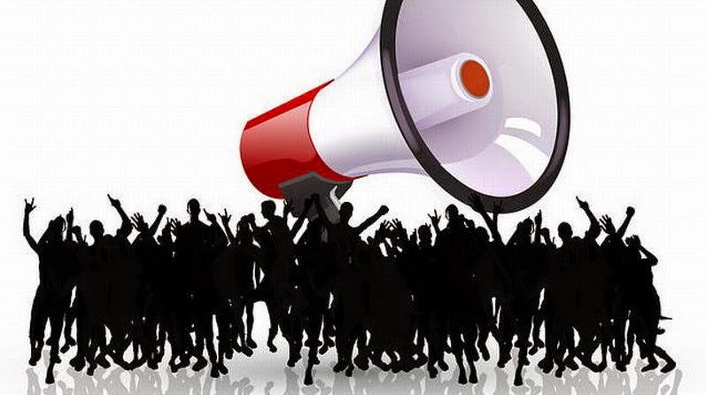 Soal Dukungan di Pilkada Langkat 2018, DPP Demokrat dan PKS Digeruduk Massa