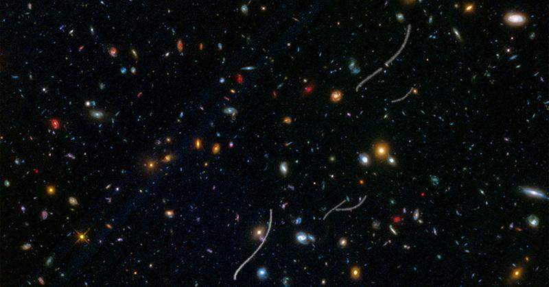 27 gambar pemandangan luar angkasa