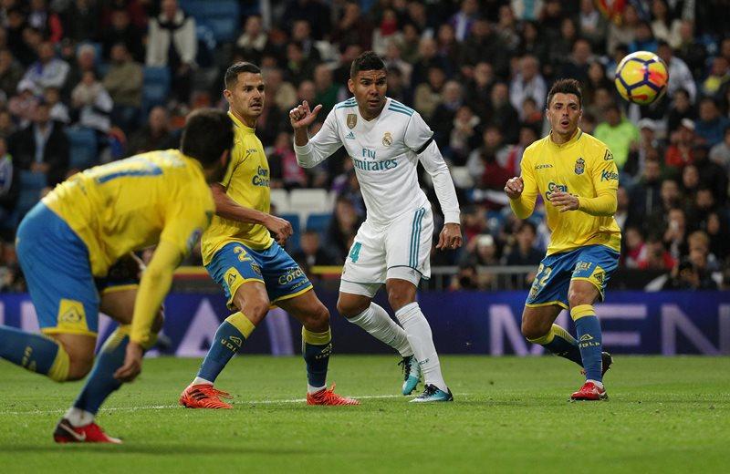 Image result for Hasil Pertandingan Real Madrid vs Villarreal